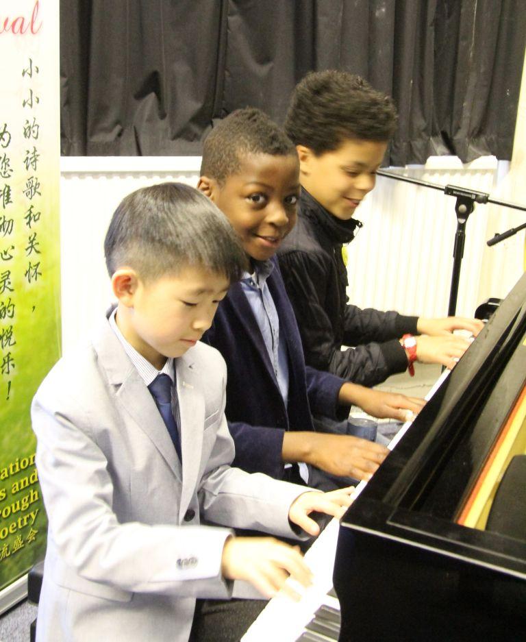 2016 Music Festival at Media Dept, Salford University
